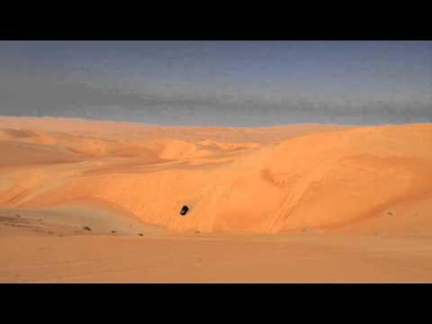 Liwa to the Edge of UAE