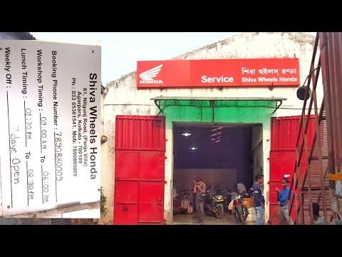 Honda Service Centre | kolkata | Agarpara | Book In Advance