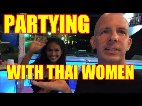 Partying with Thai Women in Phuket V.298