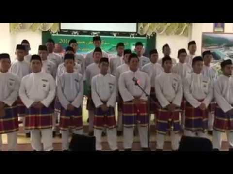 Lagu SMA Maahad Al-Mizan 2016 (Segagahmu Al-Mizan)