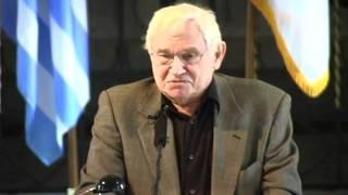 Robert L. Wolke Addresses Phi Beta Kappa Convocation