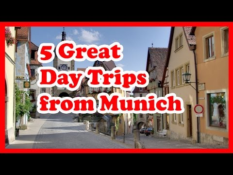 5 Great Day Trips from Munich | Germany Travel Guide