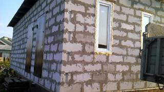 Смотреть видео как я строил дом своими руками