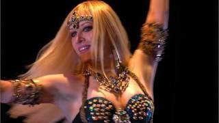 "Neon :: ""The Snake"" Belly dance performance - WorldDanceNewYork.com - bellydance"