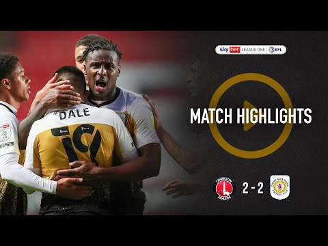 Charlton Crewe Goals And Highlights