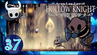 Hollow Knight.37 Hive Knight Boss