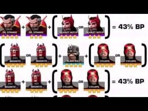 contest of champions cheats