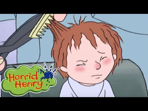 Horrid Henry - Hair Cut | Cartoons For Children | Horrid Henry Episodes | HFFE