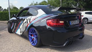 620HP BMW M2 with S55 M4 Engine!! Start, Revs, Onboard, Accelerations!