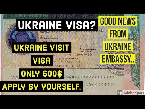 Updates Ukraine Visa Requirements   Visit Visa Ukraine   How To Apply For Ukraine Visa   New Updates