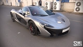McLaren P1 Walkaround Tour Introduction and Startup