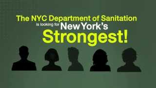 Apply Today: DSNY Sanitation Worker Exam