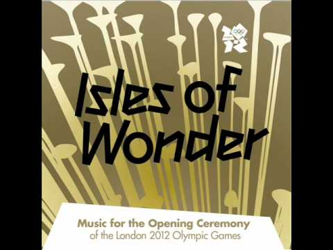 And I Will Kiss - Underworld featuring Dame Evelyn Glennie - 2012 London Olympic Games