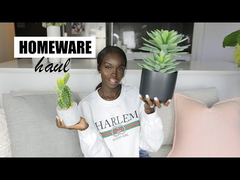 HOME DECOR HAUL | Adairs, K-Mart, IKEA and more