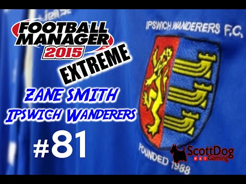 Football Manager 2015 Extreme EP 81 CRUNCH ScottDogGaming HD