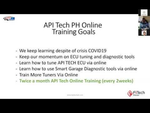 APITech PH Online training batch 7 recording