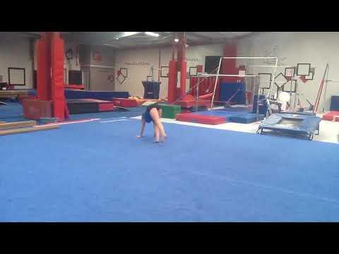 Emily C. Floor Dance Thru 2019