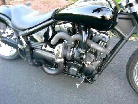Yamaha Warrior  Turbo Kit