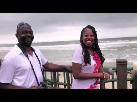 Ebony Magazine visits Ghana | Year of Return 2019 | With Journalist Rosalind Cummings - Yeates