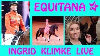 EQUITANA Backstage I INGRID KLIMKE I FMA I 2017