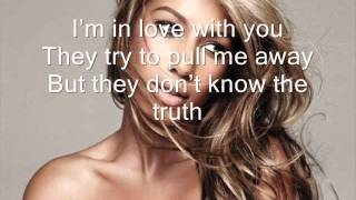 Leona Lewis-Bleeding Love Lyrics