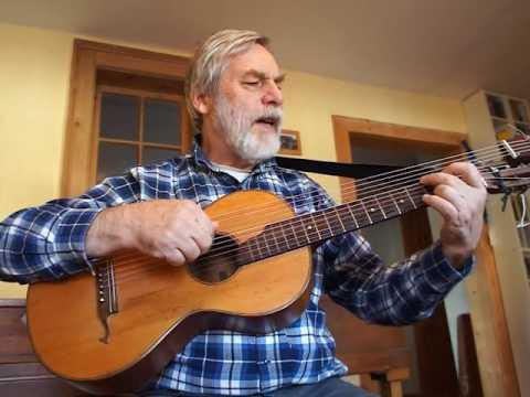 A German traditional love song: Der Himmel ist so trübe