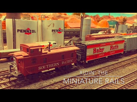 RIDIN' THE MINIATURE RAILS