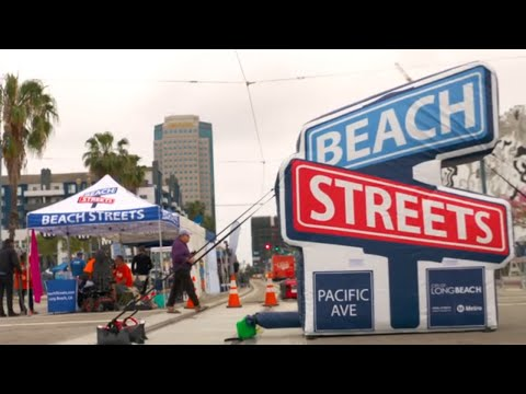 iClip - Beach Streets Pacific