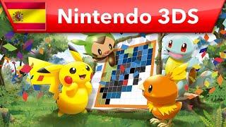 Pokémon Picross - Tráiler de lanzamiento (Nintendo 3DS)