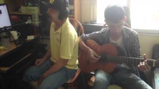Trở về ngày xa xưa - Guitar cover[Home Studio Recording Session]