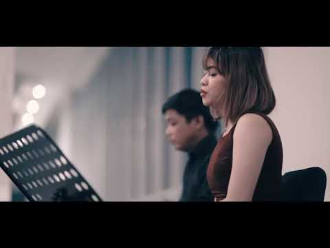 Cakra Khan - (Kekasih Bayangan) | Live Covered By Della Firdatia Feat (RIZA)