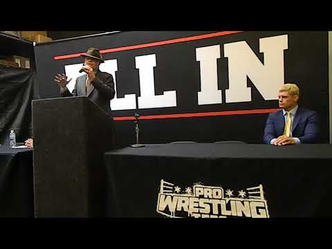Complete ALL-IN press conference