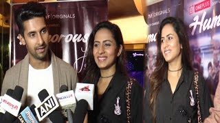 sargun mehta and ravi dubey says permanent roommates tvf all time favorite   bollywood 2016