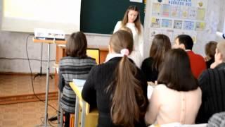Бінарний урок з англійської мови та інформатики. Учителі Олефирова С.А.  и Пашко Ю.О.