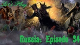 Empire Total War: Russia Let's Play Episode 34