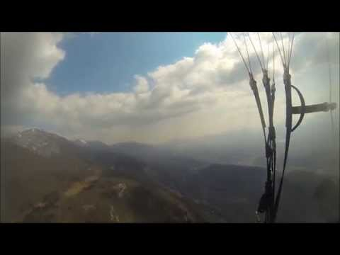 Albanian Paragliding Dajt 15 03 2015