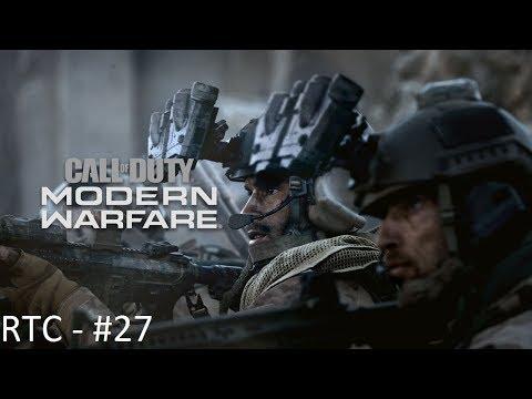 Silenzio di tomba! - Call of Duty: Modern Warfare [PS4] - RTC #27
