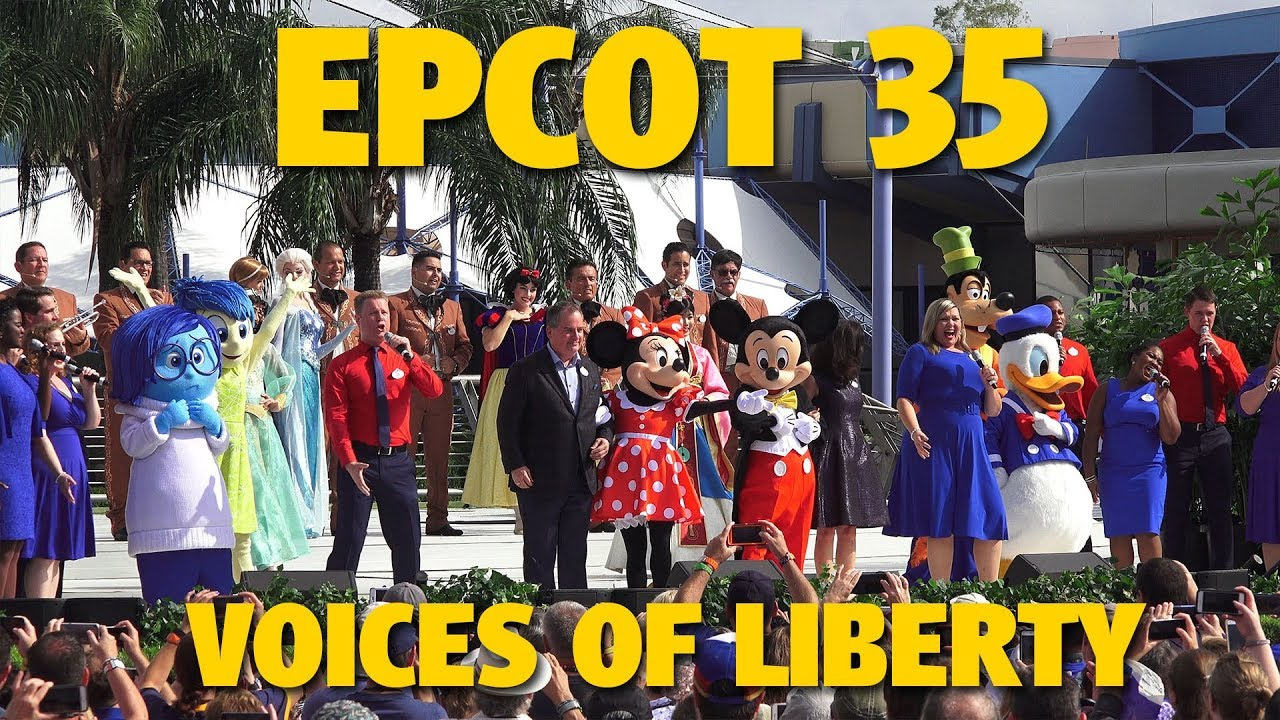epcot-35-voices-of-liberty-medley-walt-disney-world
