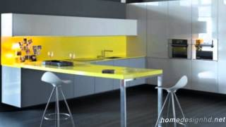 Yellow Kitchen Design   Happy Beginning By Logos   Latest Furniture [hd]