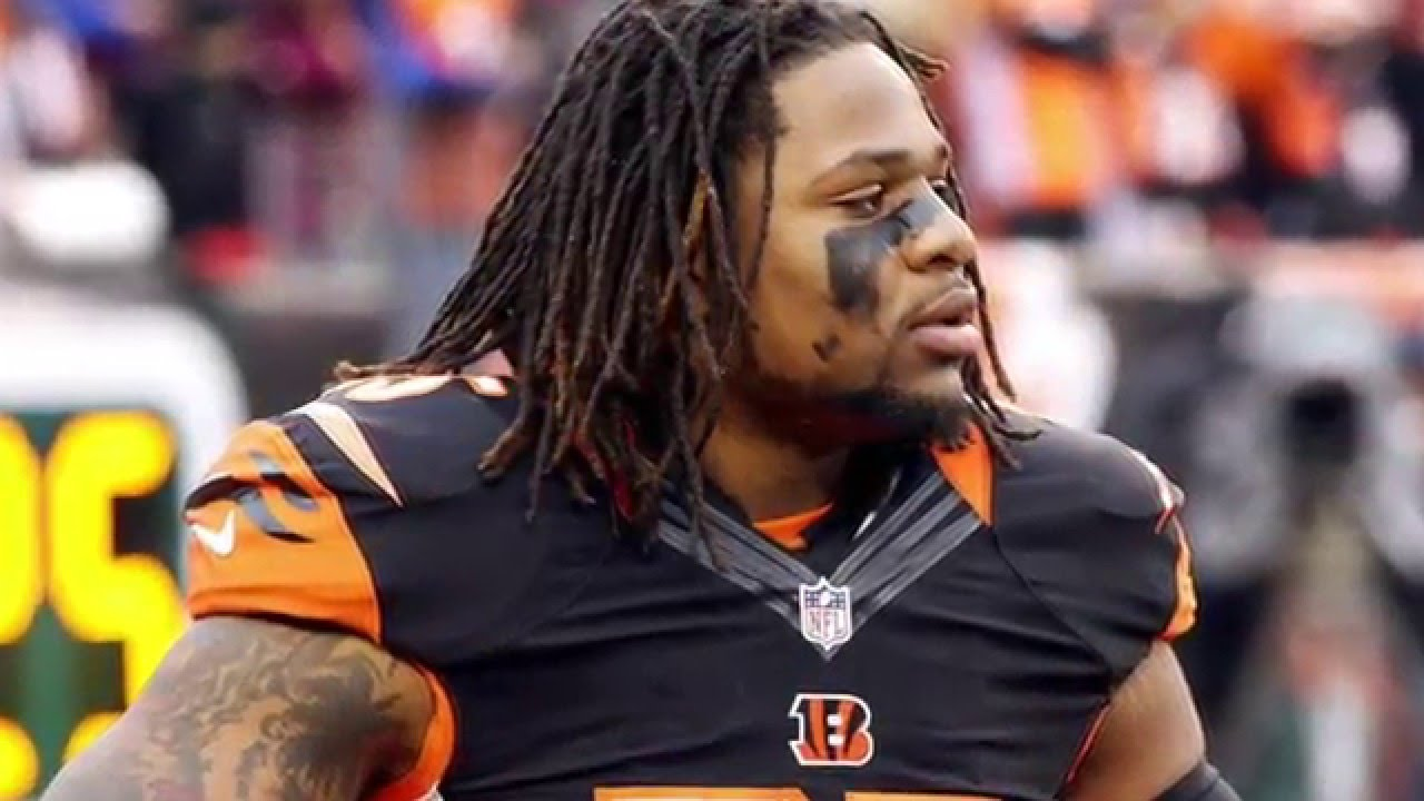 Vontaze Burfict Career Cheapshots