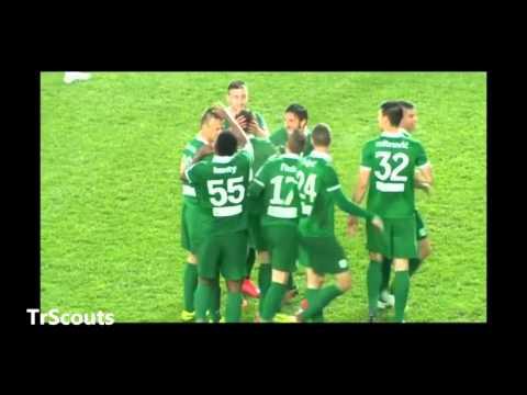 Miha Zajc Goals and Assists (Olimpija Ljubljana&Slovenia) - TrScouts