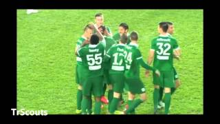 Miha Zajc Goals and Assists (Olimpija Ljubljana&Slovenia) - TrScouts