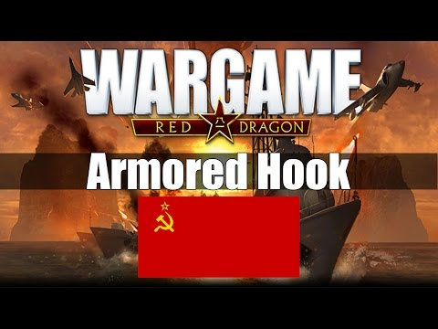 Wargame:Red Dragon-The Rappack #181-Armored Hook