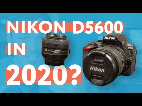 Should you buy a Nikon D5600 in 2020?