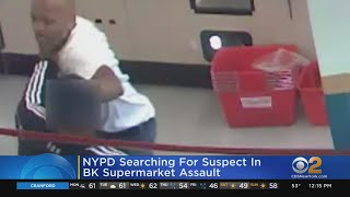 Brawl Caught On Camera In Brooklyn Grocery Store