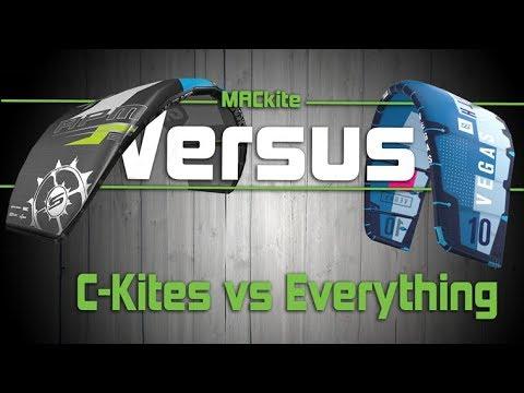 C-Kites Vs Everything - Versus Ep 03 - MACkiteboarding.com