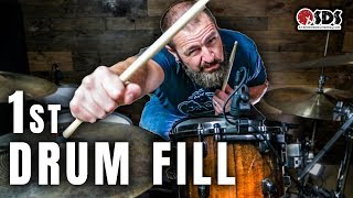 Drum Fills For Beginners   Easy Beginner Drum Fill   DRUM LESSON