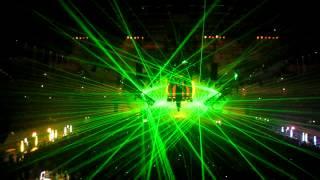 [HD] Paul van Dyk (Laser Show) @ Mayday (Arena), Dortmund, Germany 04/30/2012 4