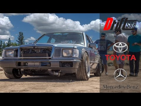 Benz Drift Car >> Mercedes 190e Drift Car Youtube
