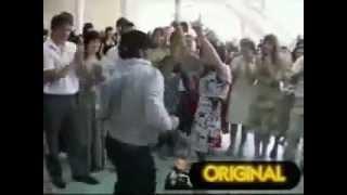 Часть 1.Дагестанки зажигают на дагестанской свадьбе =)